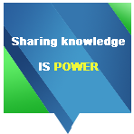 Share IS POWER